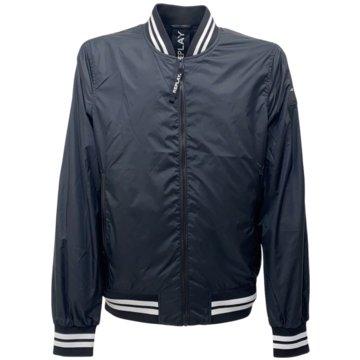 Replay Leichte Jacken schwarz