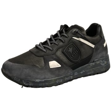 Cetti Sneaker Low schwarz
