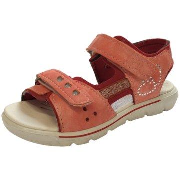 Ricosta Offene Schuhe orange
