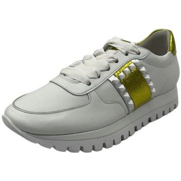 Kennel + Schmenger Plateau SneakerFlow weiß