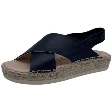 Kanna Sandalette schwarz