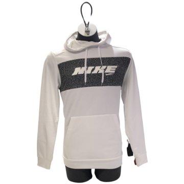 Nike Hoodies weiß