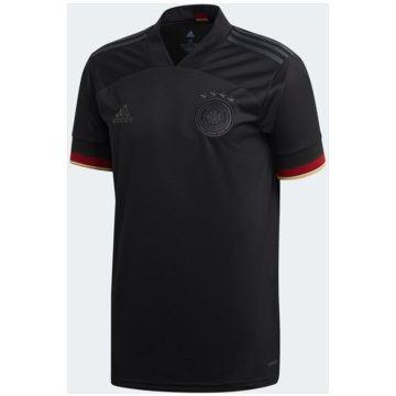 adidas FußballtrikotsDFB A JSY - EH6117 schwarz