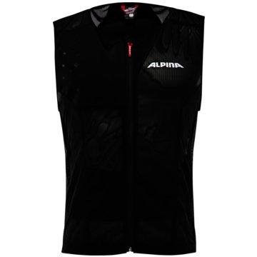 ALPINA ProtektorenPROSHIELD MEN VEST - A8866530 schwarz