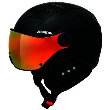 ALPINA Ski- & SnowboardbrillenJUMP 2.0 QVM - A920931 schwarz