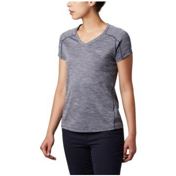 Columbia T-ShirtsZERO RULES SHORT SLEEVE SHIRT - 1533571 blau