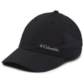 Columbia CapsTECH SHADE HAT - 1539331 schwarz