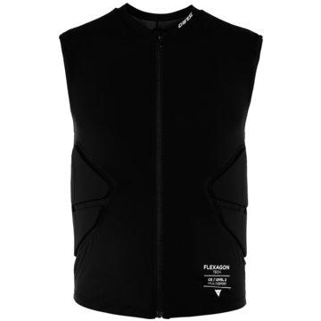 Dainese RückenprotektorenFLEXAGON WAISTCOAT MAN - 204876003 schwarz