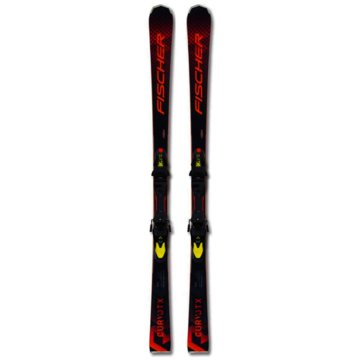 Fischer Sports SkiRC4 THE CURV TI AR + RC4 Z11 PR - P08420 rot