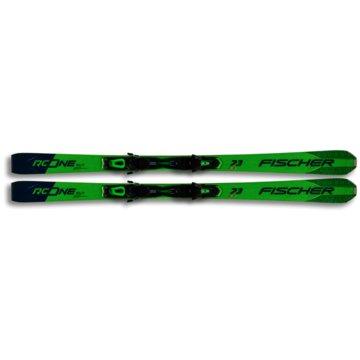 Fischer Schuhe SkiRC ONE 73 AR + RS 11 PR - P09420 grün