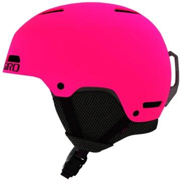 Giro SkihelmeCRUE JUNIOR - 240145016 pink