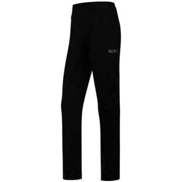 Gore Running Wear Jogginghosen schwarz
