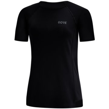 Gore T-Shirts schwarz