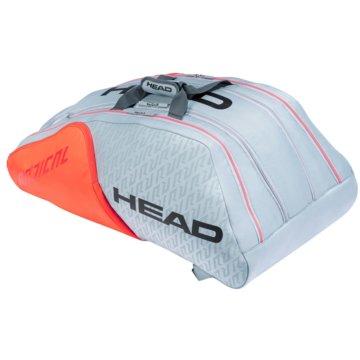 Head SporttaschenRADICAL 12R MONSTERCOMBI - 283501 grau