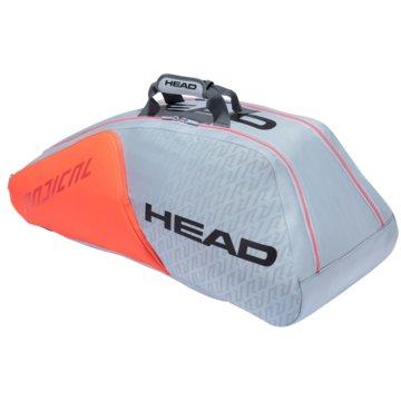 Head SporttaschenRADICAL 9R SUPERCOMBI - 283511 grau