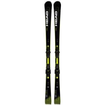 Head SkiSUPERSHAPE E-SPEED SW SF-PR + PRD12 - 31332001 schwarz