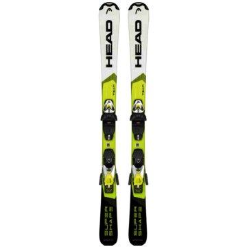 Head SkiSUPERSHAPE TEAM SLR PRO + SLR 4.5 - 31420002 weiß