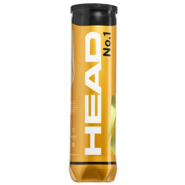 Head Tennisbälle4B HEAD NO.1 - 12DZ - 571804 sonstige