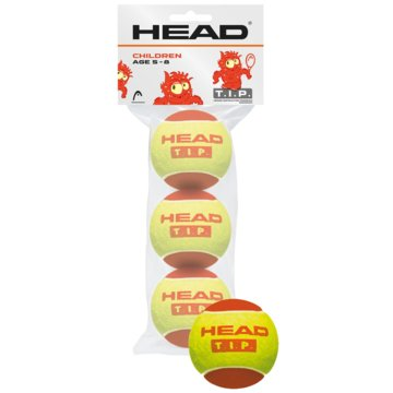 Head Tennisbälle3B HEAD TIP RED - 4DZ - 578113 sonstige