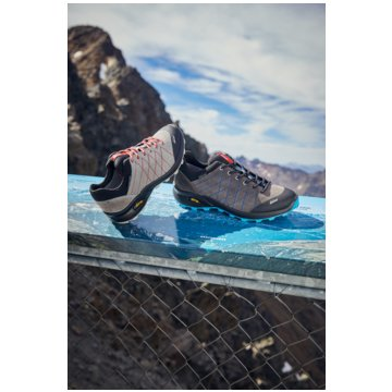 HIGH COLORADO Outdoor SchuhCREST TRAIL LADY - 3001323-6203 grau