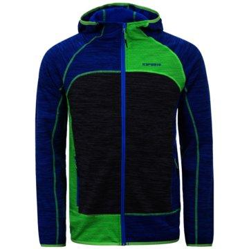 L-Fashion Sweatjacken blau
