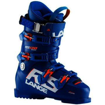 Lange Ski Boots SkiRS 130 WIDE - LBI1050 blau