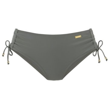 Lascana Bikini HosenBIKINIHOSE RAFFUNG - 54622827 oliv
