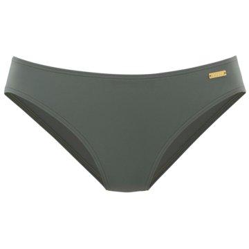 Lascana Bikini HosenUMSCHLAGHOSE - 58376706 oliv