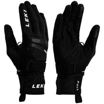 Leki HandschuheNORDIC SLOPE SHARK - 643914302 schwarz
