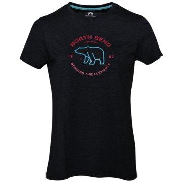 SPORT 2000 T-ShirtsDAMEN T-SHIRT VERTICAL - 1059912 blau