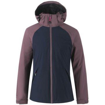 North Bend FunktionsjackenKeene W AWG Jacket Pro-tech 16 - 1066504 braun