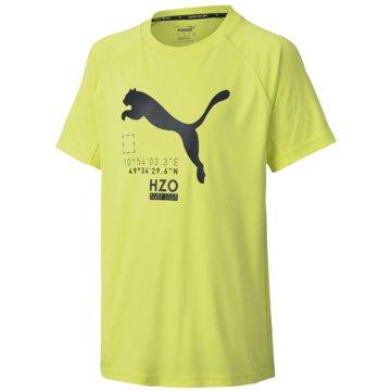 Puma T-ShirtsACTIVE SPORTS POLY TEE B - 583173-035 gelb