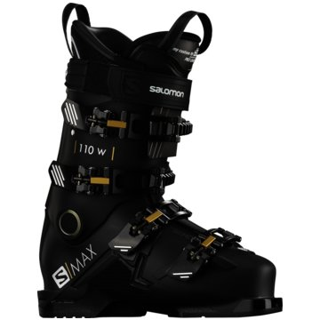 Salomon WintersportschuheS/MAX 110 W  - L40872400 schwarz
