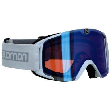 Salomon Ski- & SnowboardbrillenX VIEW ML - L41344100 weiß
