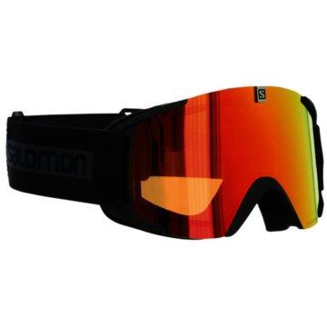 Salomon Ski- & SnowboardbrillenX VIEW ML - L41344200 schwarz