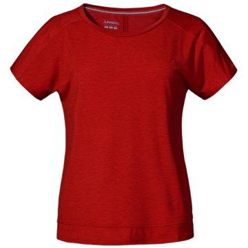 Schöffel T-ShirtsT SHIRT RIESSERSEE2 - 2012635 23329 rot