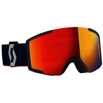 Scott Sport- & SonnenbrillenSHIELD - 277837 6667 312 blau