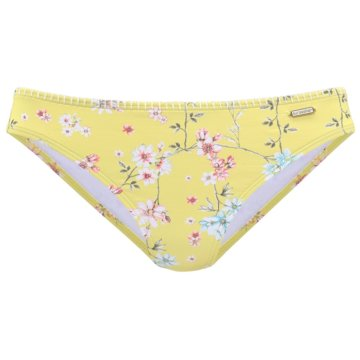 Lascana Bikini HosenHOSE NORMAL - 31447829 gelb