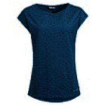 VAUDE T-Shirts blau