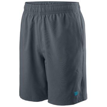Wilson TennisshortsB TEAM 7 SHORT DK GREY XS - WRA767408 grau
