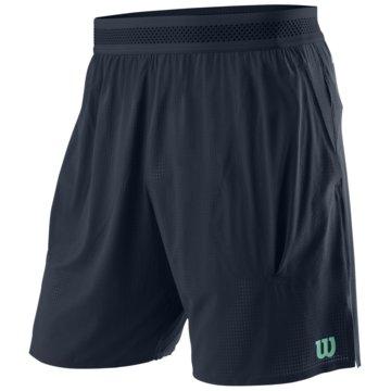 Wilson TennisshortsM KAOS MIRAGE 7 SHORT OUTER SPAC 2X - WRA789001 grau