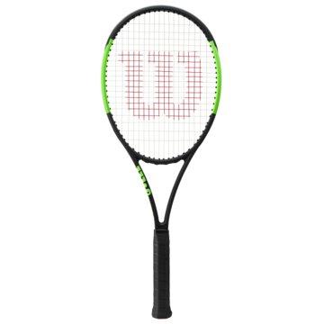 Wilson TennisschlägerBLADE 98 18X20 CV FRM W/O CVR 5 - WRT73311U schwarz