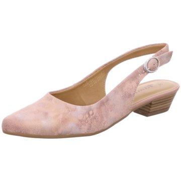 Tamaris SlingpumpsSlingback rosa