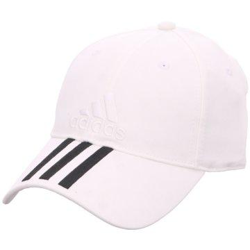 adidas Hüte & Mützen weiß