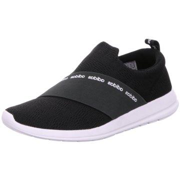 adidas Sportlicher SlipperCloudfoam Refine Adapt Schuh - DB1339 schwarz