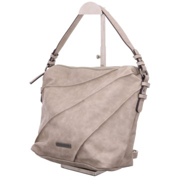 Tamaris Taschen DamenJutta Hobo Bag grau