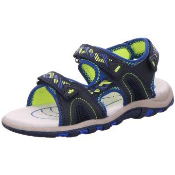 Lico Offene Schuhe schwarz