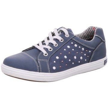 BM Footwear Sneaker Low blau