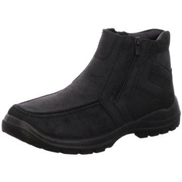 Norway Originals Komfort Stiefel schwarz