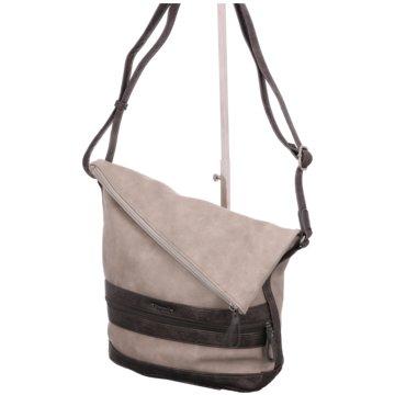 Tamaris Taschen DamenSmirne Hobo Bag grau